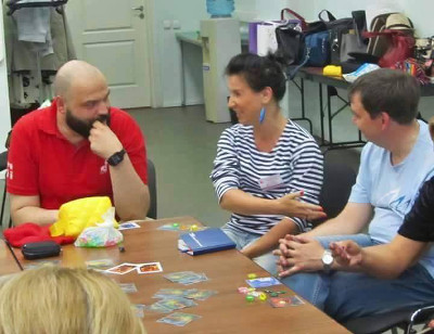 трансформационная психологическая игра